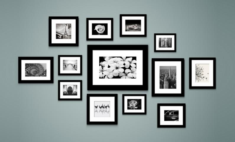 Wall Art Designs: Wall Art Frames Do It Yourself For Making Family Within Wall Art Frames (Image 17 of 20)