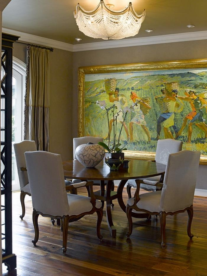 Wall Art Dining Room Impressive » Dining Room Decor Ideas And With Regard To Art For Dining Room Walls (Image 20 of 20)