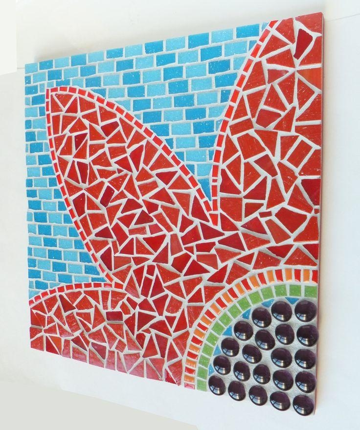 Featured Image of Diy Mosaic Wall Art
