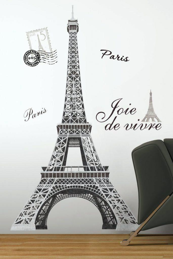 Wall Art ~ Eiffel Tower Metal Wall Decor Eiffel Tower Metal Wall Within Eiffel Tower Wall Art (Image 16 of 20)