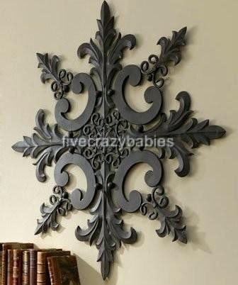 Wall Art ~ Elegant Butterfly Garden Wall Art Large Metal Wall Art Pertaining To Large Metal Wall Art For Outdoor (Image 16 of 20)