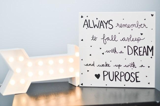 Wall Art Ideas For Diy Canvas Wall Art Quotes (View 10 of 20)