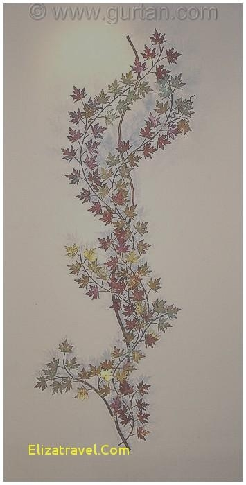 Wall Art Ideas : Large Metal Leaf Wall Art Inspirational Grape Throughout Metal Grape Wall Art (View 15 of 20)
