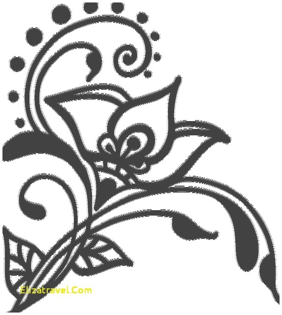 Wall Art Ideas : Large Metal Leaf Wall Art New Flower Henna Vines Throughout Swirl Metal Wall Art (View 17 of 20)