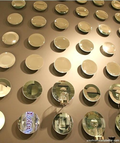 Wall Art ~ Jewel Mirrorsdarren Himebrook Goble Views Wtc 6 608 Inside Italian Plates Wall Art (Image 14 of 20)