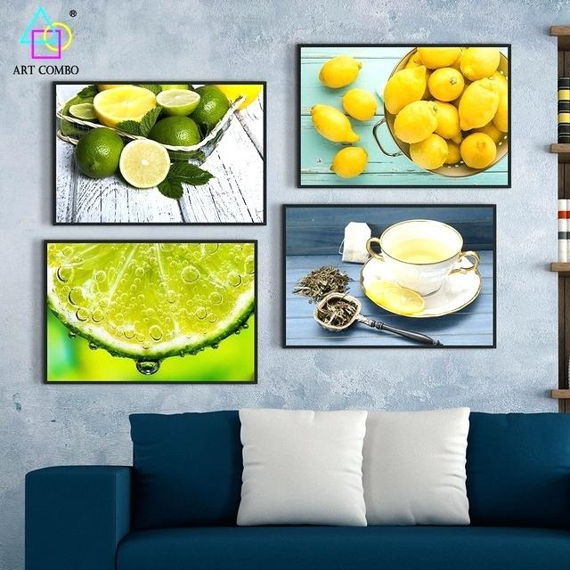 Featured Image of Grape Colour Wall Art