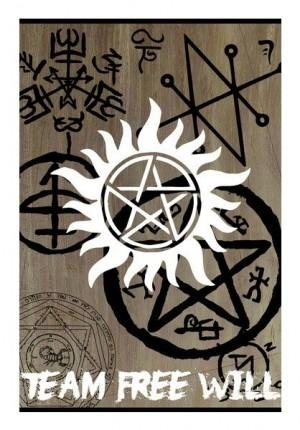 Wall Art Poster – Supernatural Sigils Wall Art | Artist : Gauri Throughout Supernatural Wall Art (Image 19 of 20)