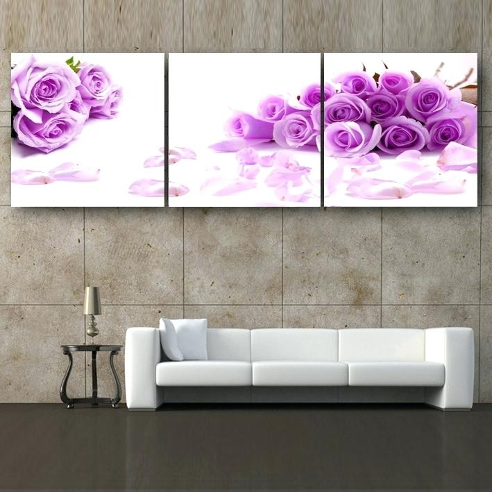 Wall Art ~ Red Rose Canvas Art White Rose Canvas Art Rose Canvas In Rose Canvas Wall Art (View 17 of 20)