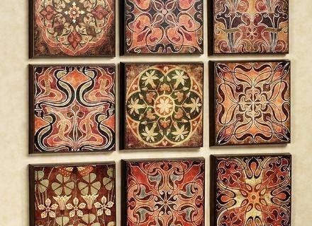 Wall Art ~ Tuscan Wall Art Decor Tuscan Metal Wall Art Decor Pertaining To Italian Iron Wall Art (Image 18 of 20)
