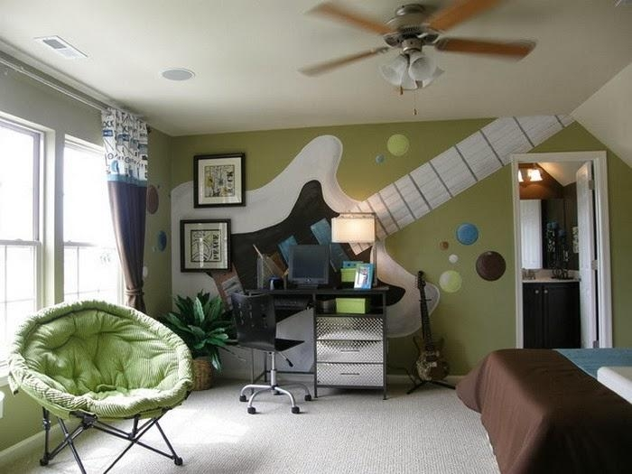 Wall Decal Quotes: Cool Wall Art For Men, Create A Funky Man's Pad Throughout Cool Wall Art For Guys (Image 17 of 20)