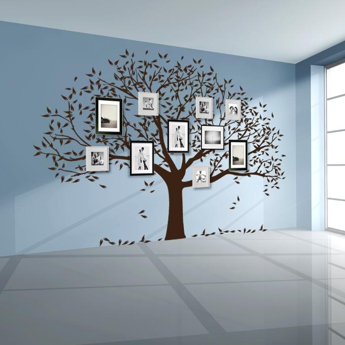 Wall Decal The Tree Of Life Artollo Inside Tree Of Life Wall Art Stickers (View 7 of 20)