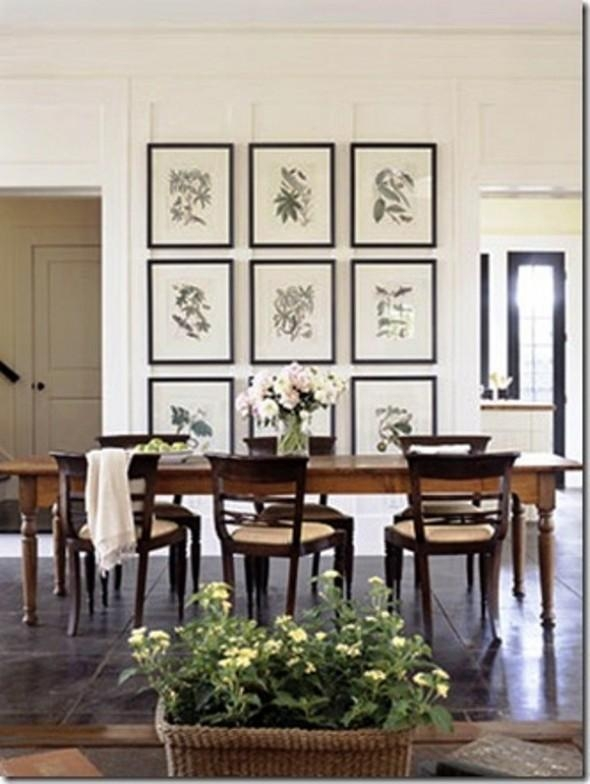 Wall Decor Dining Room Area » Gallery Dining Within Wall Art For Dining Room (Image 20 of 20)
