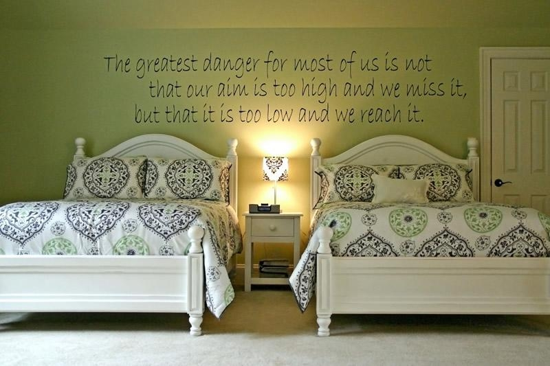 Wall Decor Ideas For Teenage Girls And Teenage Girls Room Interior With Wall  Art For Teenage