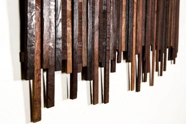 Wall Decor: Wine Barrel Wall Art Inspirations (View 12 of 20)