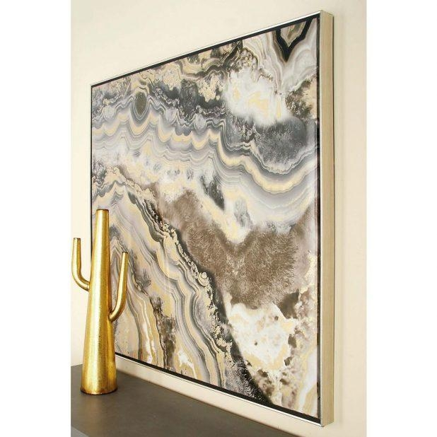 Wall Design: Marble Wall Art Inspirations. Wall Design (Image 13 of 20)