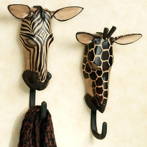 Wall Ideas : African Masks Wall Decor African Basket Wall Decor Pertaining To Exotic Wall Art (Image 19 of 20)