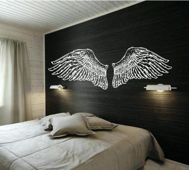 Wall Ideas: Angel Wing Wall Decor (View 10 of 20)