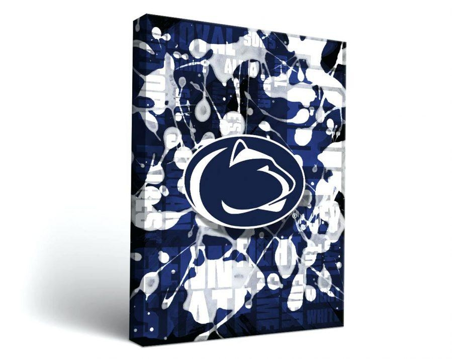 Wall Ideas : Art Print A We Are Penn State Wall Decor Penn State Throughout Penn State Wall Art (View 2 of 20)