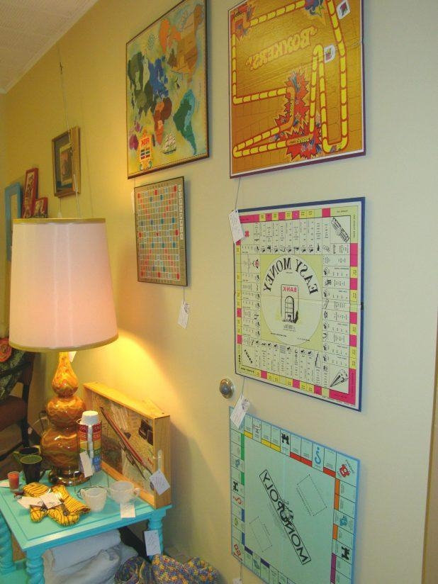 20 Ideas of Board Game Wall Art | Wall Art Ideas