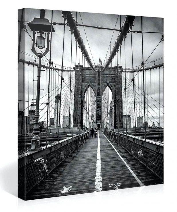 Wall Ideas: Brooklyn Bridge Wall Art (Image 20 of 20)