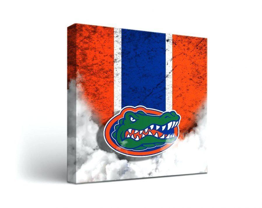 Wall Ideas : Florida Gator Wall Art Rico Industries Florida Gators Intended For Florida Gator Wall Art (Image 16 of 20)