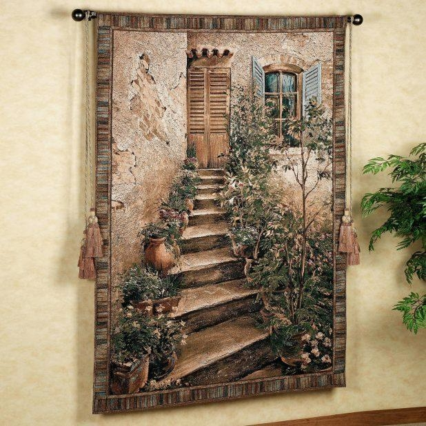 Wall Ideas : Italian Wall Art For Bathroom Seren I Tree Canvas Pertaining To Italian Wall Art (Image 16 of 20)