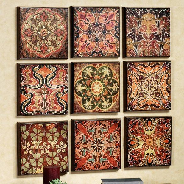 Wall Ideas: Italian Wall Decor (Image 19 of 20)
