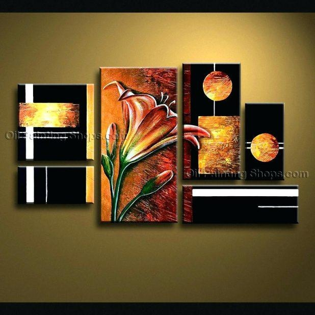 Wall Ideas: Large Contemporary Wall Art (View 7 of 20)