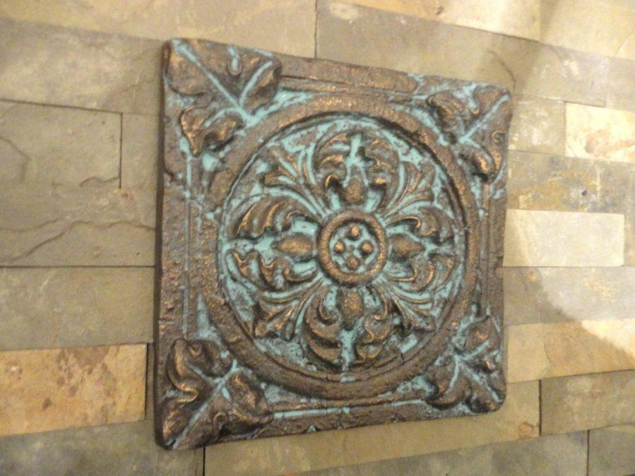 Wall Ideas : Large Metal Medallion Wall Art Metal Medallion Wall For Metal Medallion Wall Art (View 18 of 20)