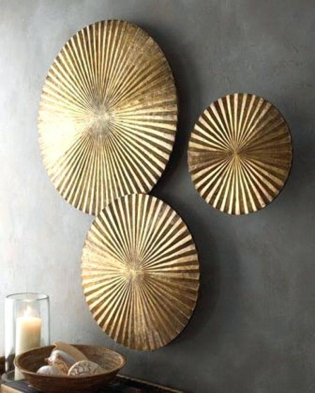 Wall Ideas: Medallion Wall Decor (Image 19 of 20)