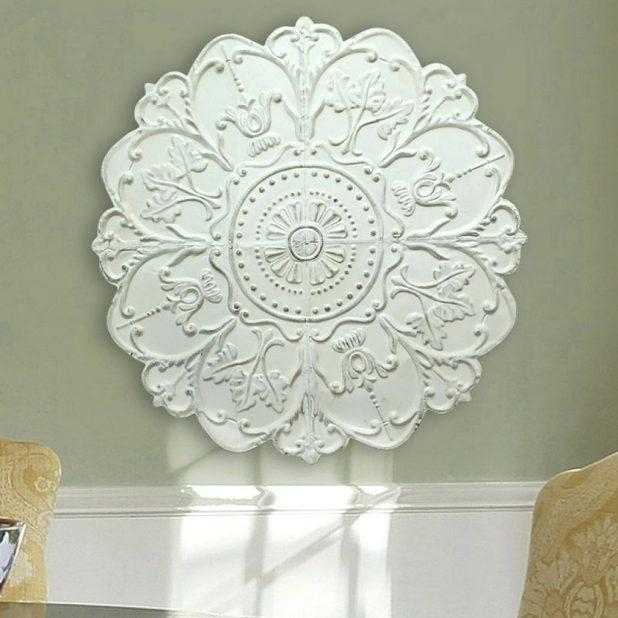 Wall Ideas: Medallion Wall Decor (Image 18 of 20)