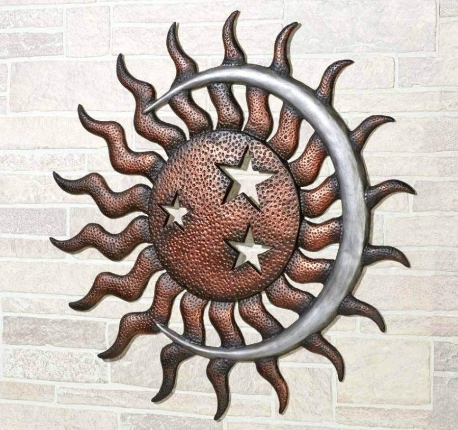 Featured Image of Outdoor Medallion Wall Art