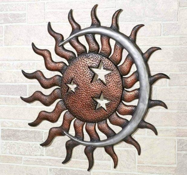 Wall Ideas: Metal Medallion Wall Art (View 8 of 20)