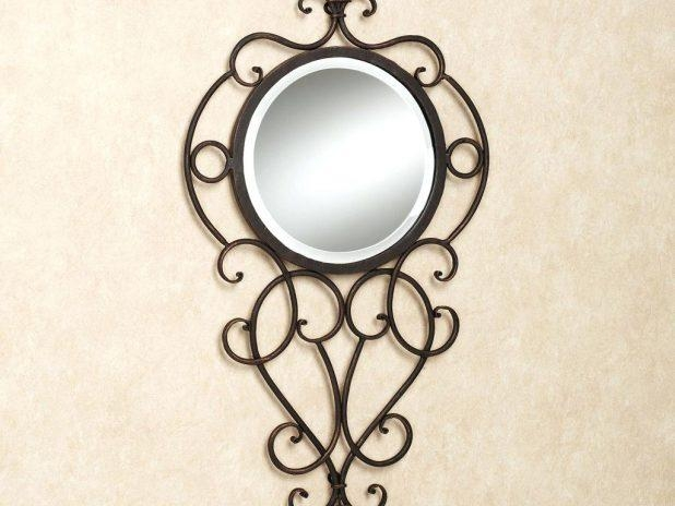 Wall Ideas: Metal Scroll Wall Art (Image 17 of 20)
