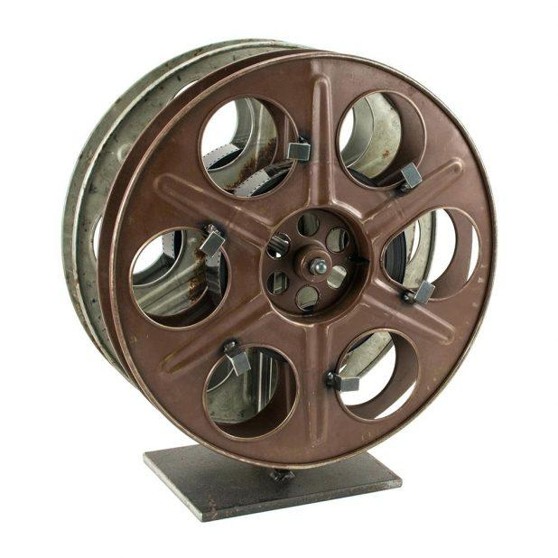 Wall Ideas: Movie Reel Wall Decor. Film Strip Wall Decor (View 7 of 20)