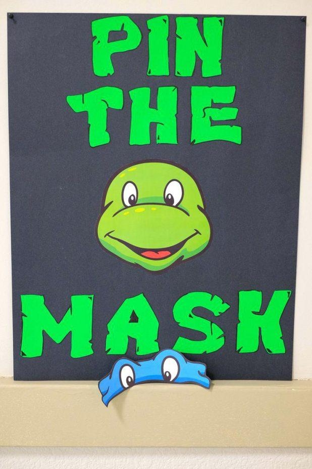 Wall Ideas: Ninja Turtle Wall Decor (Image 20 of 20)