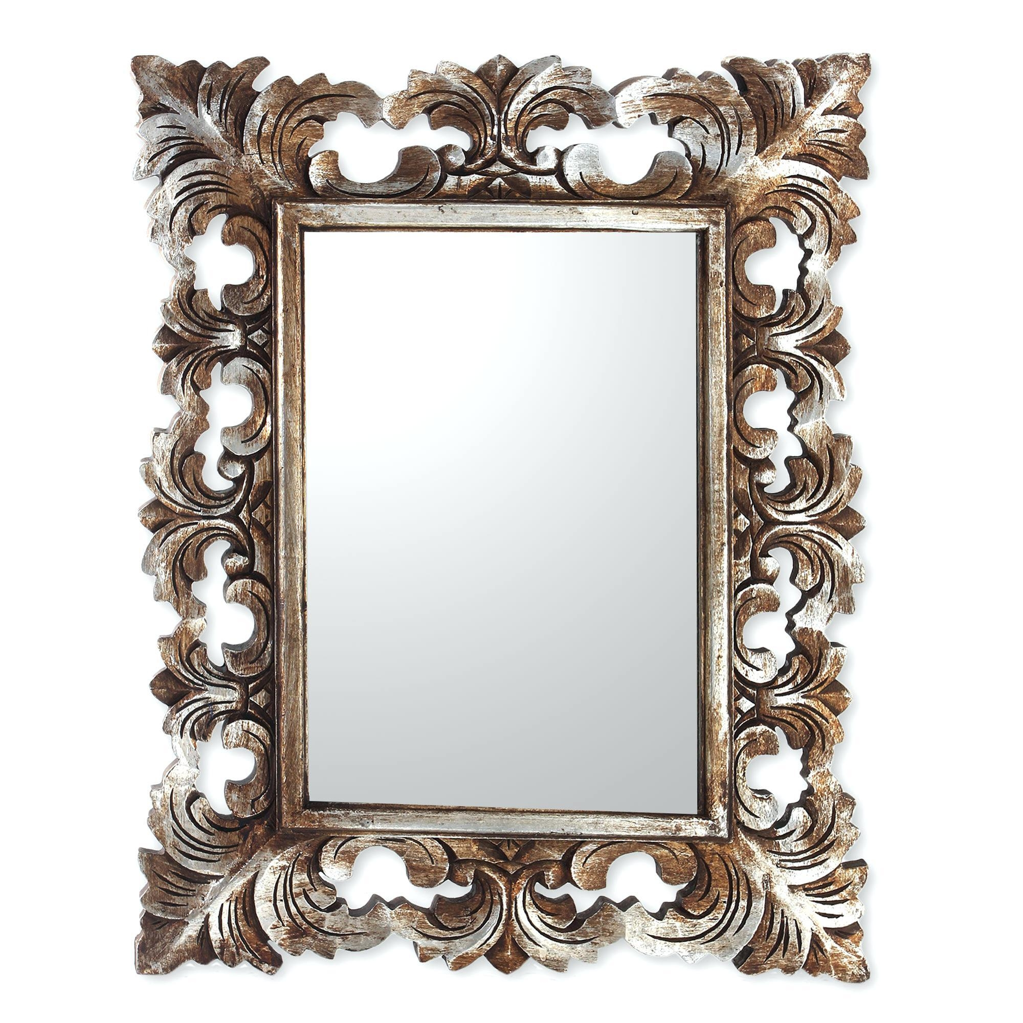 Wall Ideas: Silver Wall Mirror (Image 16 of 20)