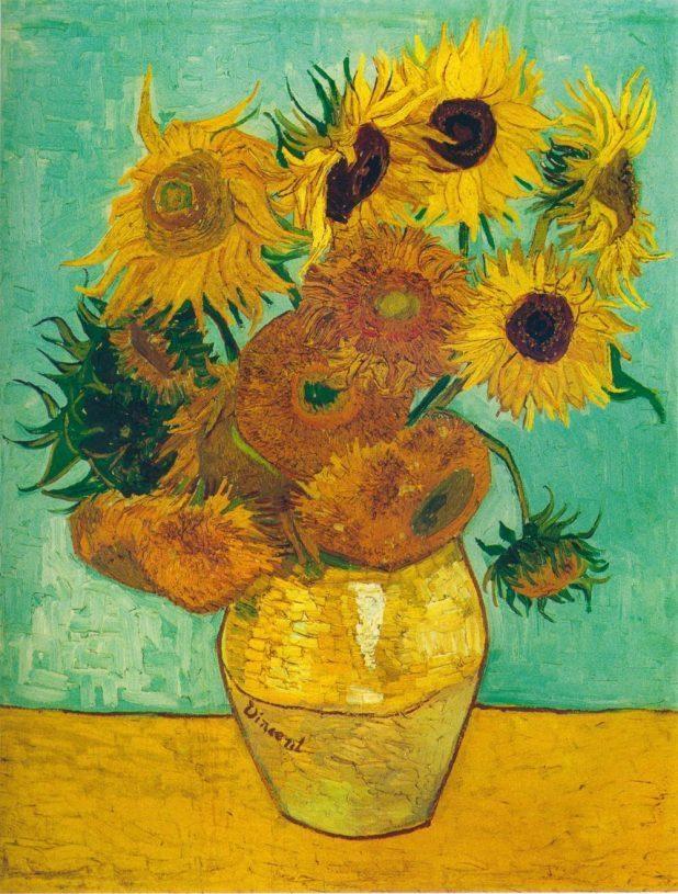 Wall Ideas: Sunflower Wall Art (View 9 of 20)