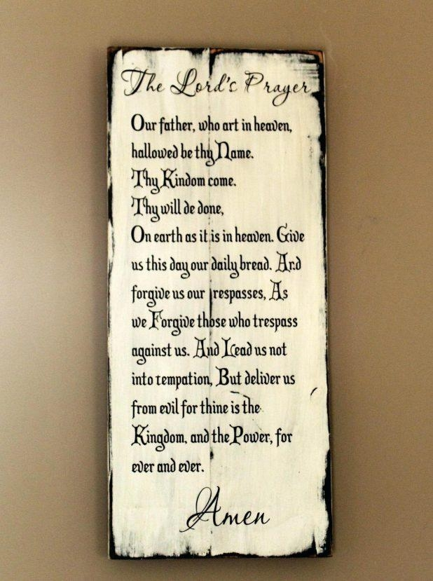 Wall Ideas: Ten Commandments Wall Art (View 9 of 20)