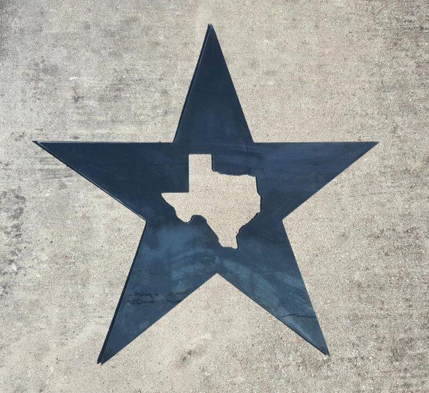 Wall Ideas : Texas Star Wall Art Prev Texas Star Wall Art (Image 16 of 20)