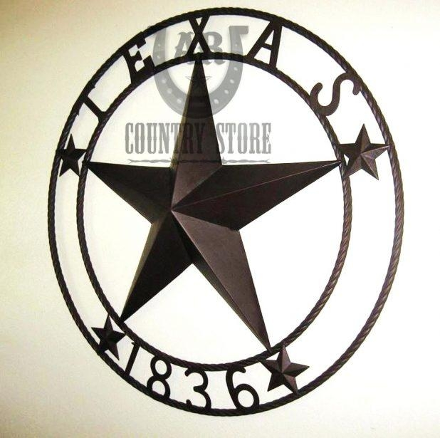 Wall Ideas: Texas Star Wall Art. Texas Star Wall Art (View 17 of 20)