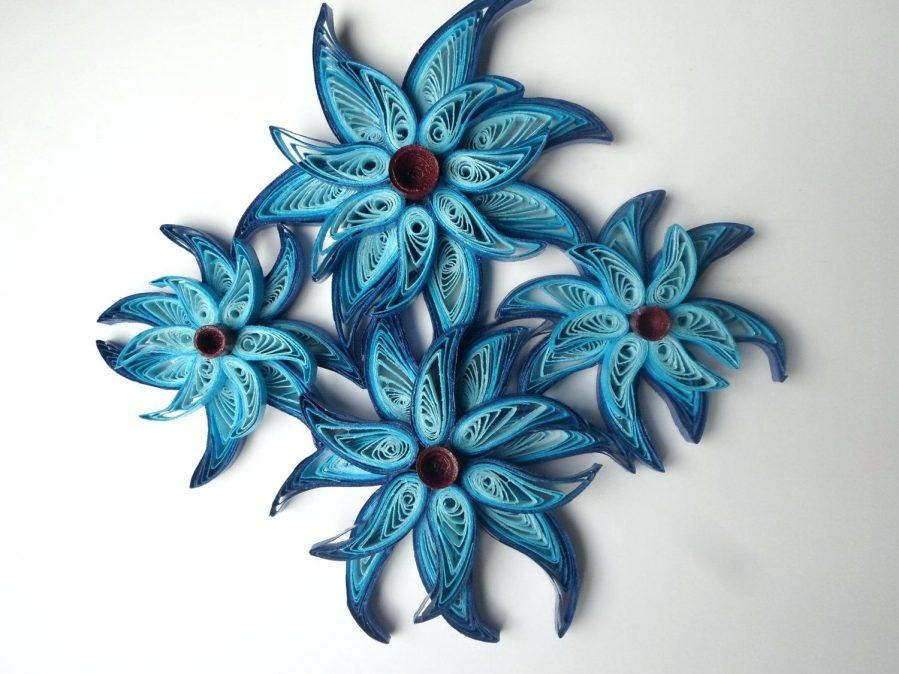 Wall Ideas: Wall Art Flowers. Wall Art Flowers Diy (Image 19 of 20)