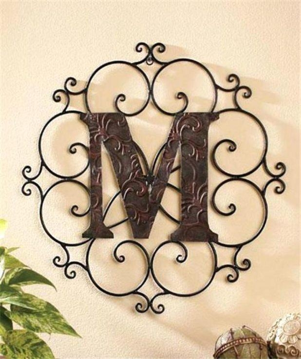 Wall Ideas: Wall Art Letters (View 9 of 20)