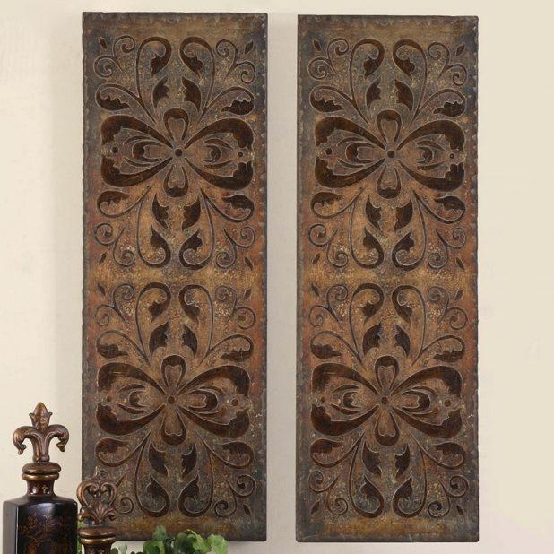 Wall Ideas : Wicker Wall Accessories Decorative Wicker Wall In Wicker Rattan Wall Art (Image 14 of 20)