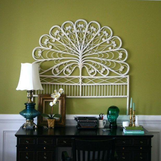 Wall Ideas : Wicker Wall Accessories Decorative Wicker Wall Within Wicker Rattan Wall Art (Image 17 of 20)