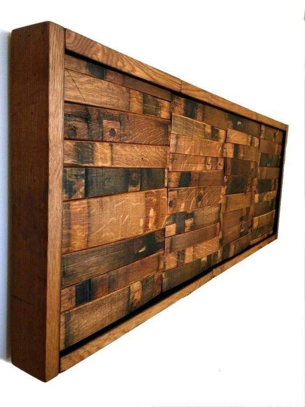 Wall Ideas: Wine Barrel Wall Decor (Image 14 of 20)