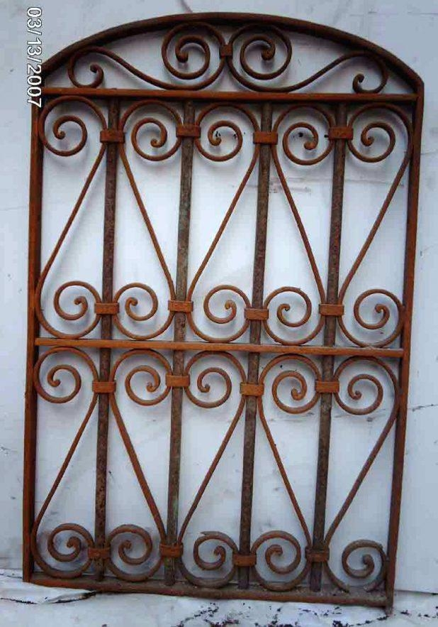 Wall Ideas: Wrought Iron Wall Art (View 15 of 20)