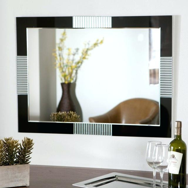 Wall Mirror ~ Modern Wall Mirrors Uk Modern Wall Mirrors Sydney With Regard To Contemporary Italian Wall Art (Image 20 of 20)