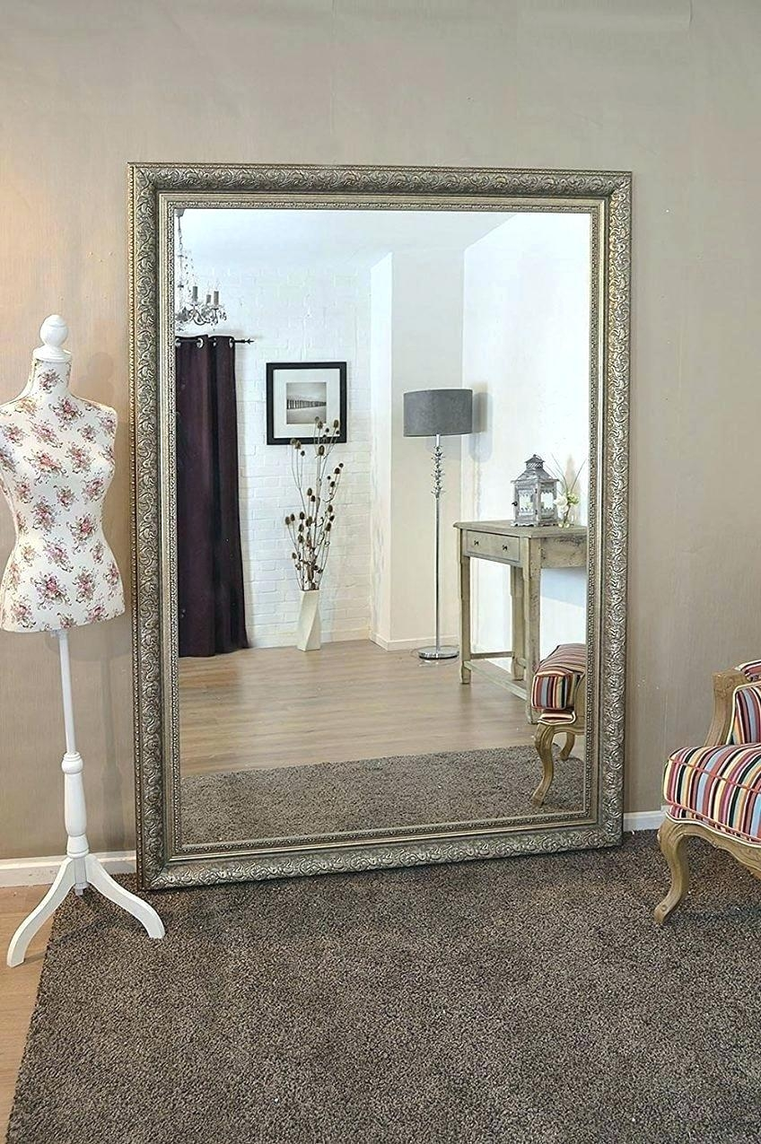 20 Inspirations Big Wall Mirrors Mirror Ideas