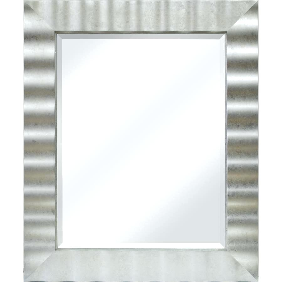 Wall Mirrors ~ No Frame Wall Mirrors Wall Mirror No Frame 61 With Regard To No Frame Wall Mirrors (Image 20 of 20)
